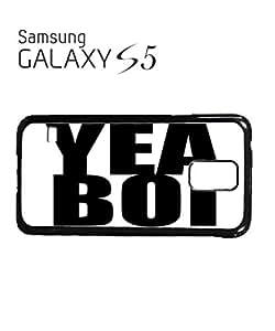 Yea Boi London Mobile Cell Phone Case Samsung Galaxy S5 Black