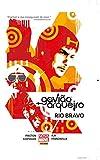 capa de Gavião Arqueiro. Rio Bravo