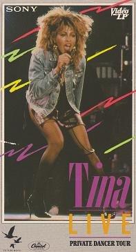 Tina Live Private Dancer Tour