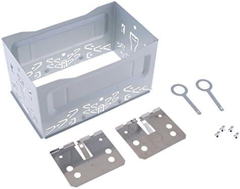 自動車 ステレオ オーディオ ISO 2 Din インストール メタル ケージマウント ブラケット 交換性