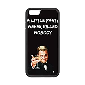 iPhone 6 4.7 Inch Cell Phone Case Black Wolf Of Wall Street T4504161