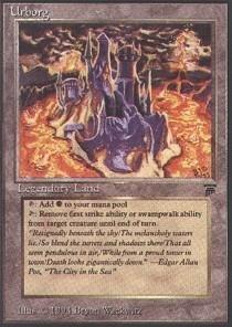 Magic: the Gathering - Urborg - Legends