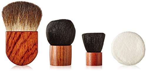 ON&OFF Make-Up Sponge Flat Top Flawless Finisher Brow Bru...