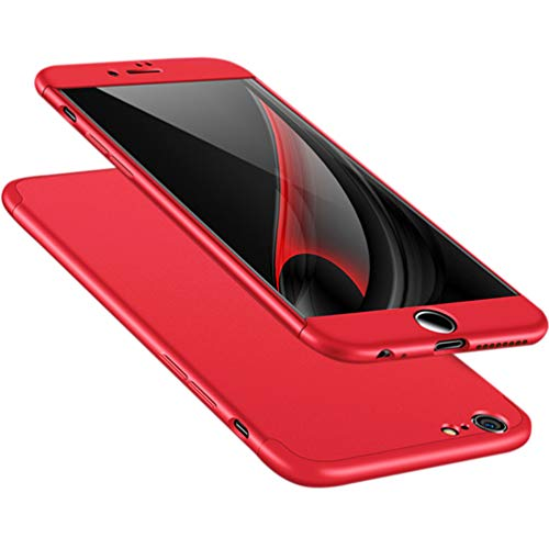 IPhone 6 Plus case, A Trading Ultra-thin PC Hard Case cover for IPhone 6 Plus (Red)