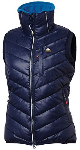 Mountain Horse Shelburn Vest Medium Navy by Mountain Horse