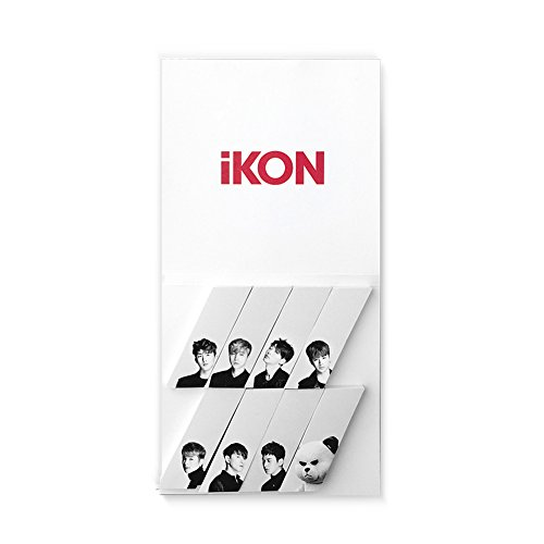 iKON K-pop SHOWTIME Sticky Note in 2 types, Type 1