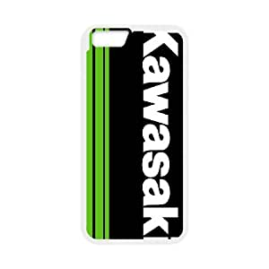 Kawasaki 5 iPhone 6 Plus 5.5 Inch Cell Phone Case White MSY159681AEW