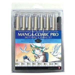 Manga Feather Duster - Draw Manga - Joshua Nava Arts