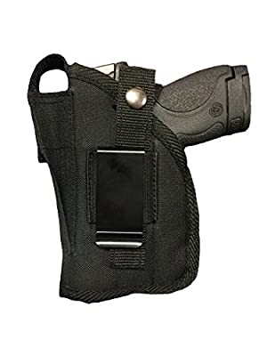 "Nylon Gun Holster for Walther P-22 with 3.5"" barrel with Laser"