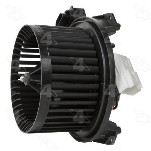 Four Seasons Flanged Vented CCW Blower Motor w/ Wheel (76970)