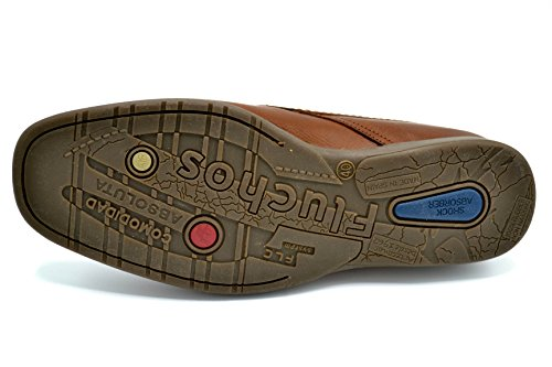 Fluchos 9099 Brandy - Zapato de verano con cordones