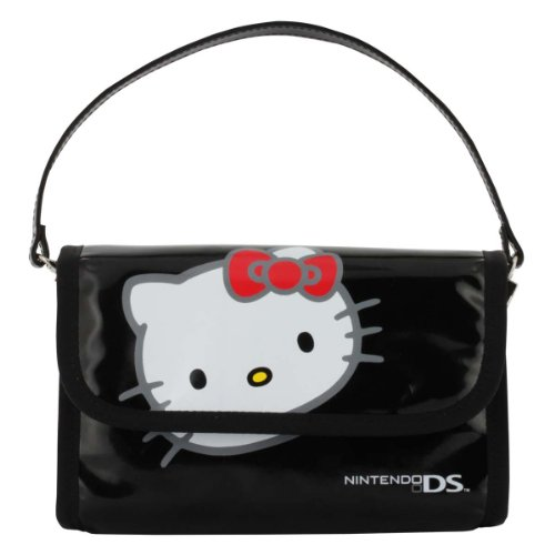 Hello Kitty Case for Nintendo Ds - Game Traveler for System and Accessories