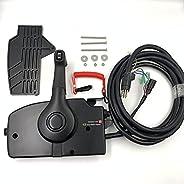 N\C Remote Control Box for Mercury Outboard 881170A15 Side Mount Trim & Tilt 8