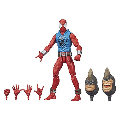 Marvel Legends Infinite Series Marvel's Scarlet Spider