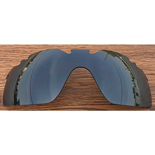 Inew Polarized Replacement lenses For Your Oakley Radarlock XL Black Iridium - Xl Radarlock Lenses Replacement Oakley
