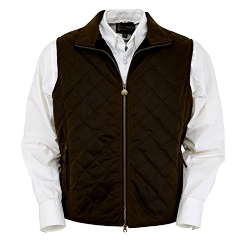 Quilted Mens Vest - 9