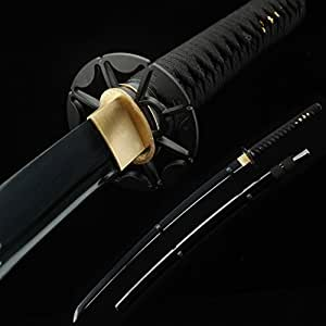 Samurai Sword, Real Sharp Battle Ready Katana Handmade Japanese Sword