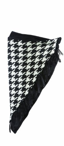 Seirus Innovation Knit Bandana, Black/White, One Size