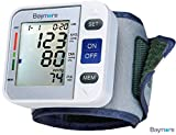 Best Blood Pressure Monitors Wrists - Baymore Health Digital Blood Pressure Monitor Wrist Cuff Review
