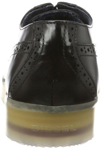 Diesel Suspendead Scrouge Low, Women's Cowboy Boots Black - Schwarz (Black T8013)