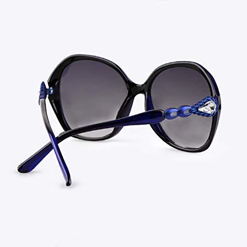 Women Polarized Sunglasses,BOLLH UV400 Lens Sunglasses 2019 Fashion Retro Polarized Sun Eye Glass