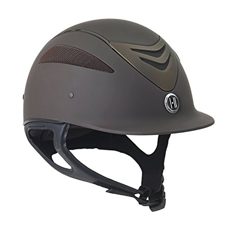 Defender Helmet (One K Defender Helmet Large Long Oval Brown Matte)