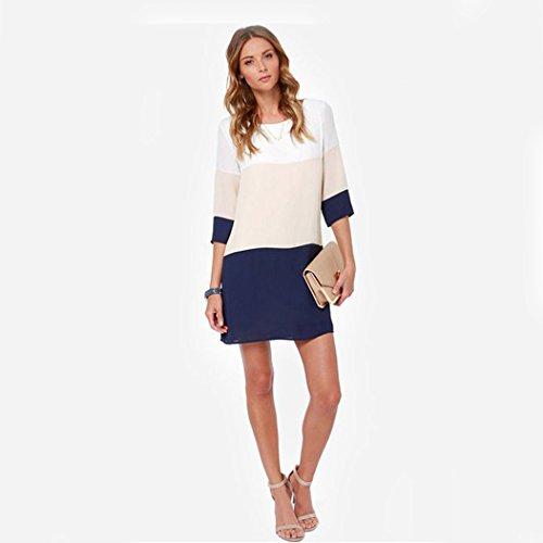 MTTROLI - Camisas - para mujer azul marino