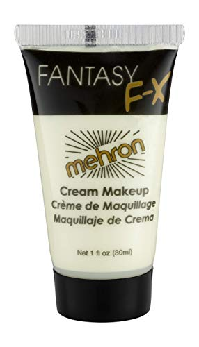 Mehron Makeup Fantasy F/X Water Based Face & Body Paint (1 oz) (GLOW IN THE DARK)]()