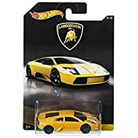 Hot Wheels DWF21 Limited Car Lamborghini 1:64 Die-Cast Fahrzeug, je 1 Spielzeugauto, zufällige Auswahl, ab 3 Jahren