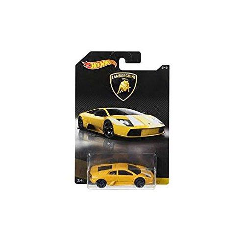 Mattel Hot Wheels DWF21 Lamborghini Assortment Diecast and Mini Toy Car