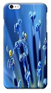 Fantastic Faye The Cute Wallpaper Design With Insect Blue Flower Cell Phone Cases For iPhone 6