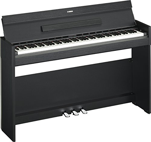 Yamaha Arius YDPS52 Traditional Console Style Digital Piano, Black