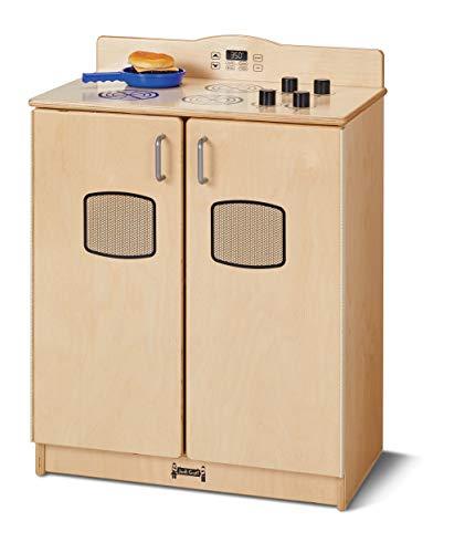 (Jonti-Craft 2409SA Culinary Creations School Age Kitchen Stove)