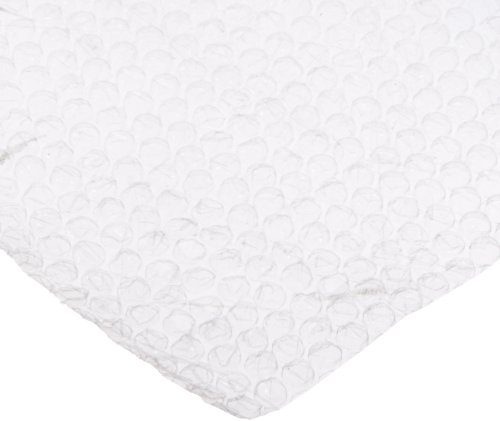 Aviditi BW316S12 Polyethylene Air Bubble Roll, 750' Length x 12'' Width, 3/16'' Thick, Clear (Case of 4) by Aviditi