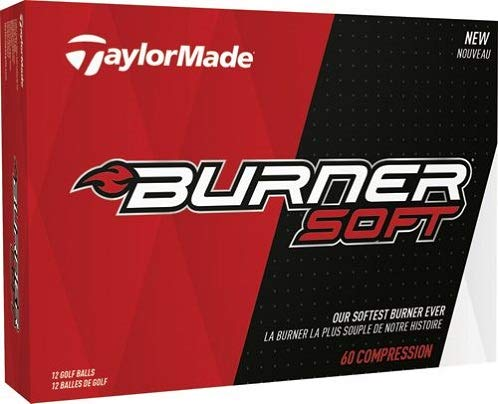 TaylorMade Burner Golf Ball Soft