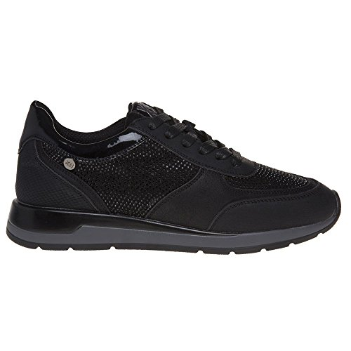 Schwarz Schwarz Sneaker XTI 47417 Damen qwY8Ip