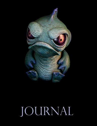 Journal: An adorable journal to help you record all of your precious thoughts, ideas and musings.