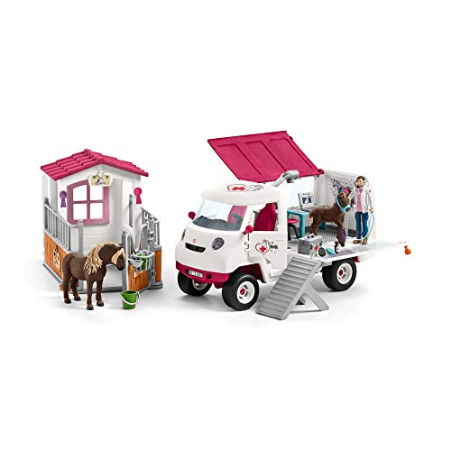 Schleich Vet Visit to The Riding Centre for sale  Delivered anywhere in USA