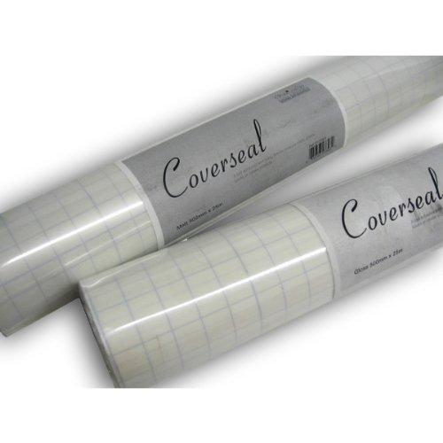 Coverseal Matt Frisk 500 mm x 10 m Transparent