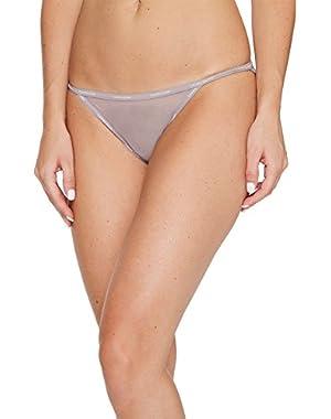Calvin Klein Women's Sheer Marq Bikini