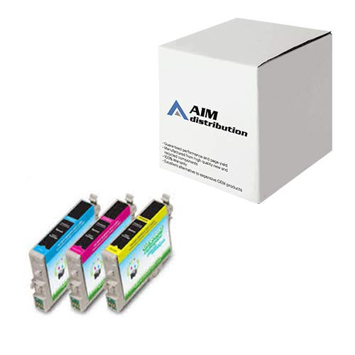 - AIM Remanufactured Replacement for Stylus C64/66/86 Inkjet Combo Pack (C/M/Y-400 Page Yield) (T044520-US)