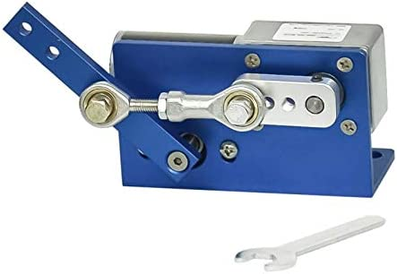 BEMONOC DIY Reciprocating Cycle Linear Actuator with DC Gear Motor 12V 24 Volt Stroke 5//10mm Adjustable 200rpm Speed Optional for DIY Design