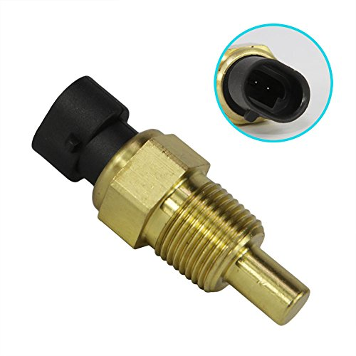 - DOICOO Engine Coolant Temperature Sensor Switch Fit 25036979 for Buick Cadillac Eldorado Chevy C1500 3500 G30 S10 Silverado 2500 HD GMC K2500 Suburban Savana Sierra Oldsmobile Pontiac 1985-2011