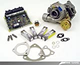 AWE Tuning 7030-11030 B6 A4 1.8T K04 Turbocharger Kit (With G.I.A.C. Software)