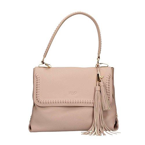 powder Pink Femme Liu Jo Pink Sacs portés A68013 épaule E0532 A48Sq