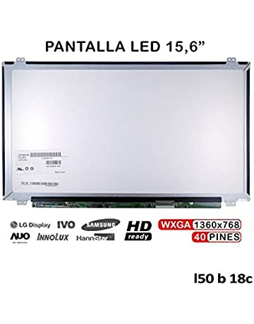 Portatilmovil - Pantalla para PORTÁTIL Toshiba Satellite L50-B-18C