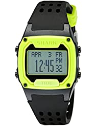Freestyle Unisex 10019172 Tide Trainer Digital Display Japanese Quartz Black Watch