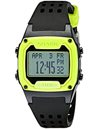 Unisex 10019172 Tide Trainer Digital Display Japanese Quartz Black Watch