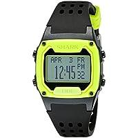 Freestyle ' Tide Trainer' Quartz Plastic and Silicone Casual Watch, Color:Black (Model: 10019172)