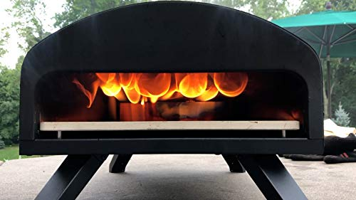 Napoli Wood Fire And Gas Outdoor Pizza Oven Review Best